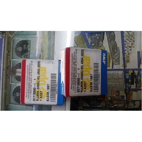 KAMALI MİL ARKA RULMAN 6205